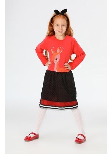 Lupiakids Elbise Kırmızı